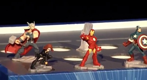 Marvel a Disney Infinity