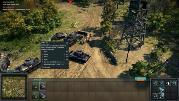 Blitzkrieg 3 recenzia screenshoty obrázky