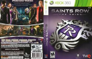 Saint Row The Third, XBOX 360