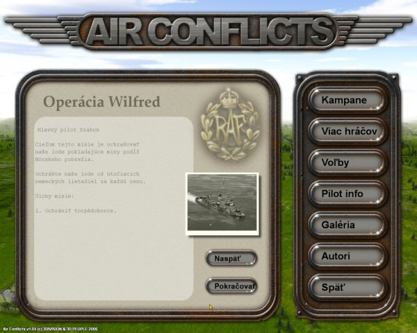 Air Conflict