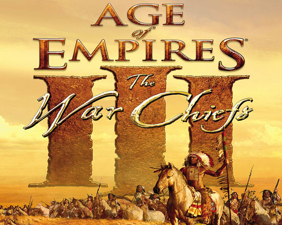 Age of Empires War Chiefs