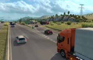 Viva la France Euro Truck SImulator