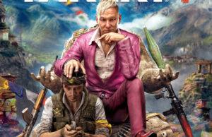Far Cry 4 Art