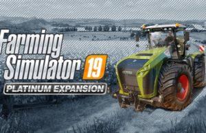 Farming Simulator 19 platinum