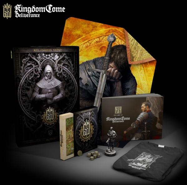 kingdom Come Deliverance zberateľská edícia