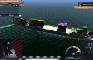 Lodný simulátor