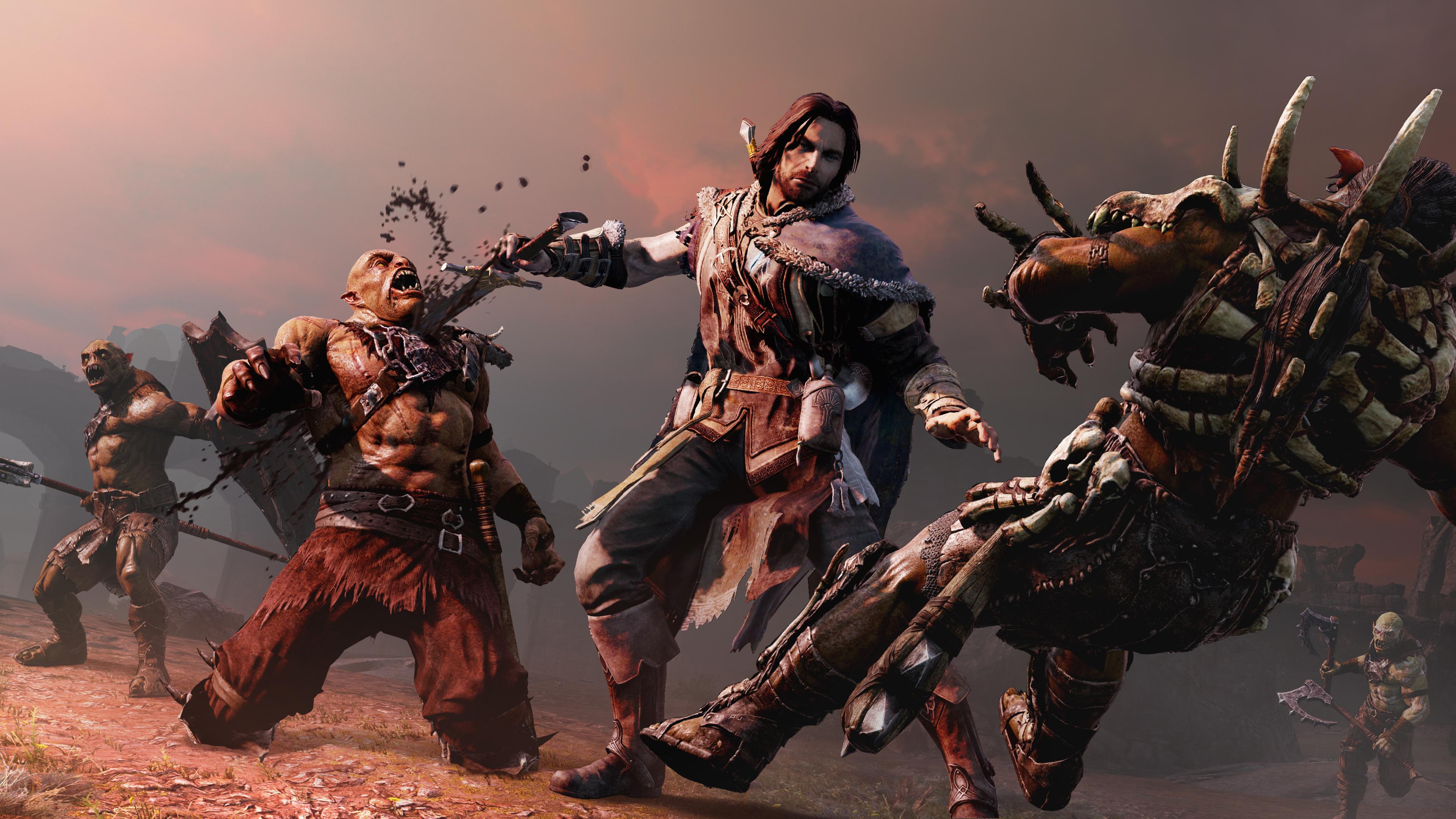 Middle earth: Shadow of Mordor obrázok z hry