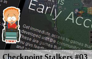 Checkpoint Stalkers 03 - Niekto počúva!